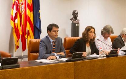 La Diputación de Barcelona se adhiere a separatista AMI con votos de CDC, ERC y CUP