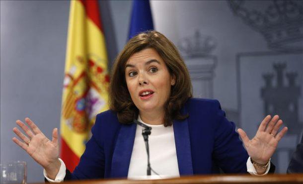 """El Gobierno en funciones: El acuerdo PSOE y C's """"no va a ningún lado"""" y evidencia otro """"interés"""""""