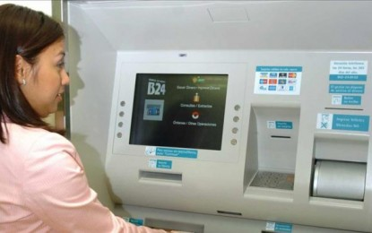 El BOE publica la nueva ley sobre cajeros y señala que hay 50.479 en España