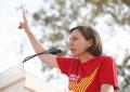 """El TC pide a la Fiscalía que exija """"la responsabilidad penal"""" contra la separatista Forcadell"""