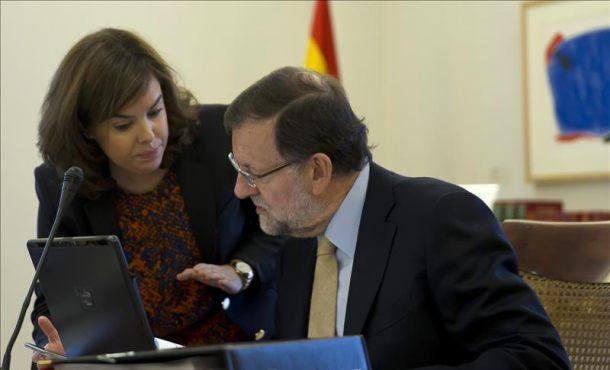 """El Gobierno de Rajoy ante una posible ruptura de la Ley en Cataluña: """"Gratis no sale nada"""""""
