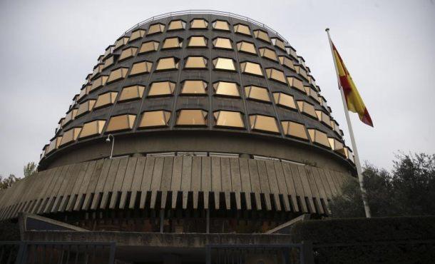 El TC anulará mañana miércoles la declaración separatista del Parlamento de Cataluña
