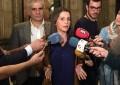 """Arrimadas: """"Sea quién sea el presidente de la Generalitat, por suerte, no podrá saltarse leyes"""""""