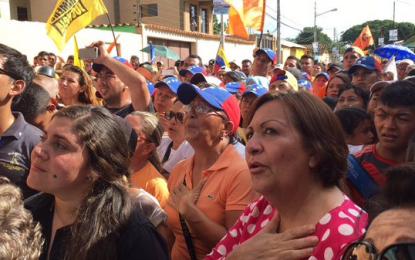(C's) condena el asesinato del opositor venezolano Luis Manuel Díaz: Vídeo de los hechos