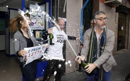 Lotería de Navidad: Otro quinto premio: 00.943 vendido en  Madrid, A Coruña, Bilbao…