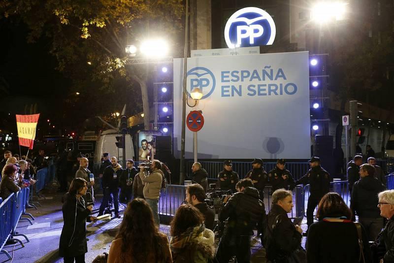El PP gana las elecciones Generales pero se encuentra sin socios para gobernar España