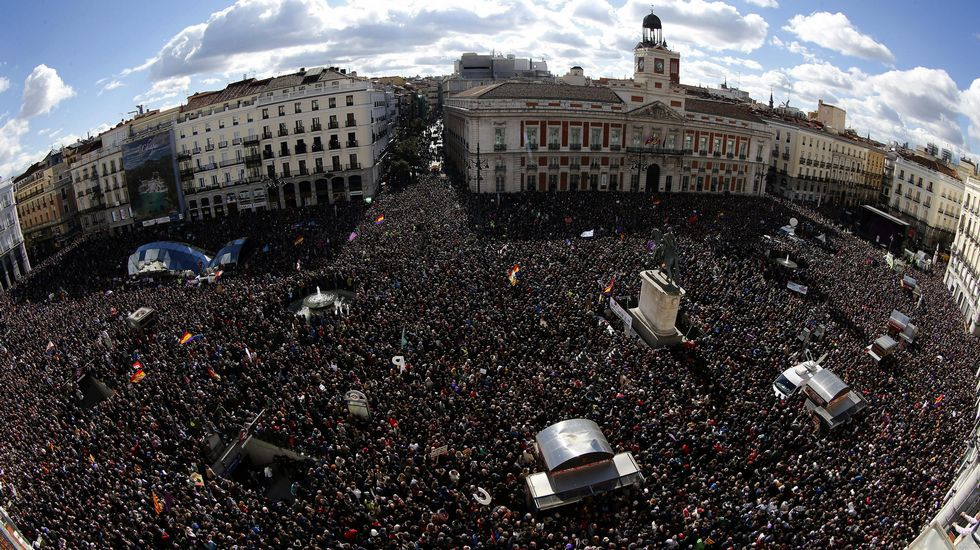 PODEMOS, la fuerza más votada al 20D por los madrileños residentes en el extranjero