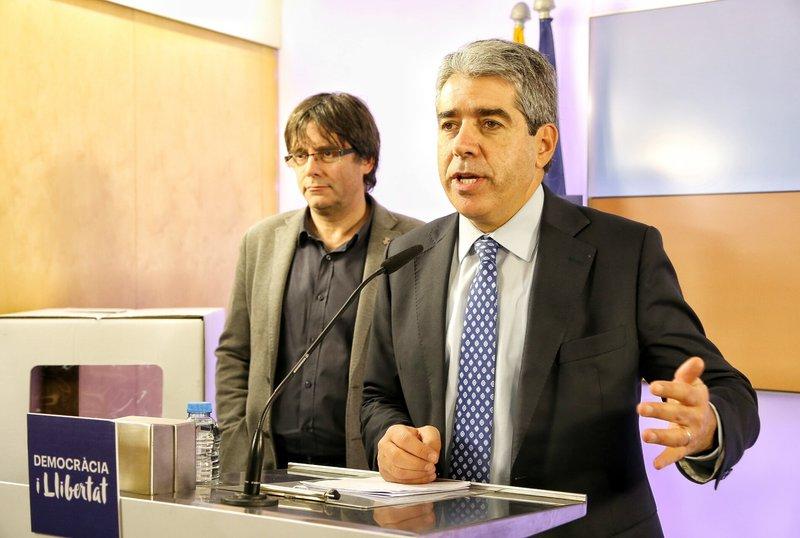 Francesc Homs (CDC) no descarta la declaración unilateral de independencia de Cataluña