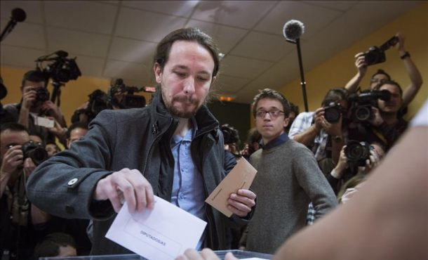 """Pablo Iglesias afirma que hoy España """"está viviendo una nueva transición"""""""