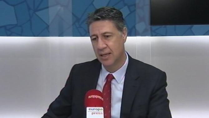 """Albiol defiende la autonomía si JxSí y la CUP llevan adelante el """"desafío independentista"""""""