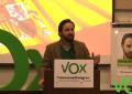 """VOX pide al PP y PSOE sacar """"sus sucias manos del Poder Judicial"""" y luchar contra la corrupción"""