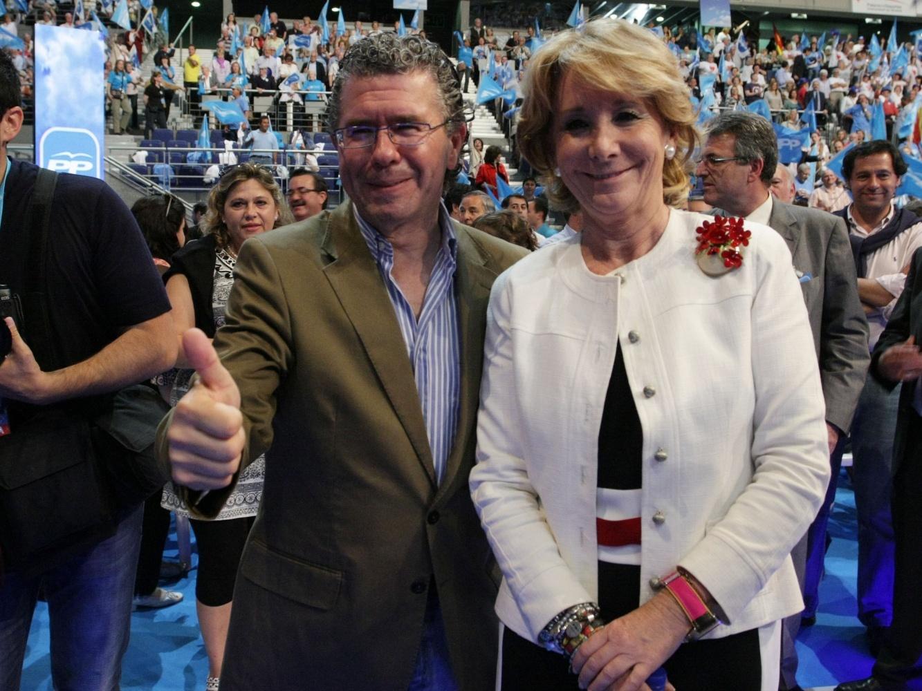 El juez deniega la libertad a Granados (PP) al encontrar un millón de € en casa de sus suegros