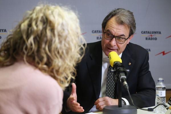 """Mas presume de liderar gran parte del """"48% del independentismo"""" y amenaza con """"nuevas elecciones"""""""