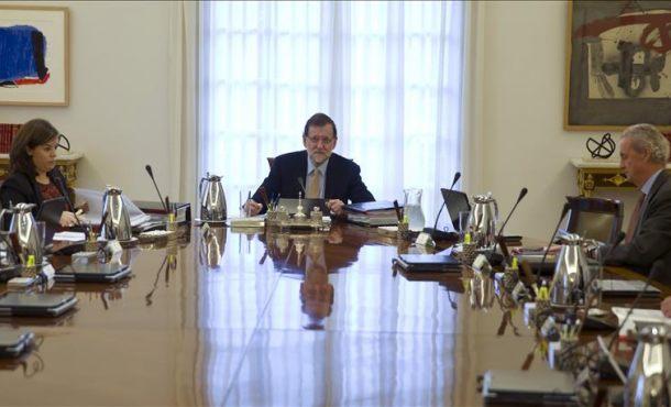 El BOE publica el cese de Rajoy y su gabinete, que pasan a estar en funciones