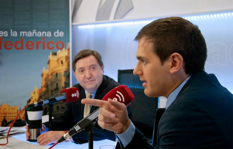 Losantos: «Votaré hoy a Ciudadanos (C's) porque puede defender mejor a España»
