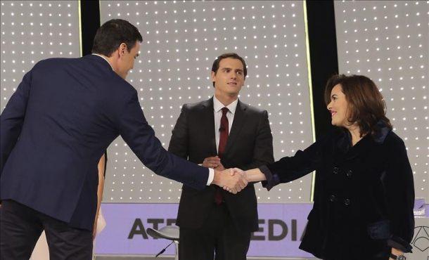 """Sáenz Santamaría (PP) apoyará la lista más votada para evitar """"un tripartito de perdedores"""""""