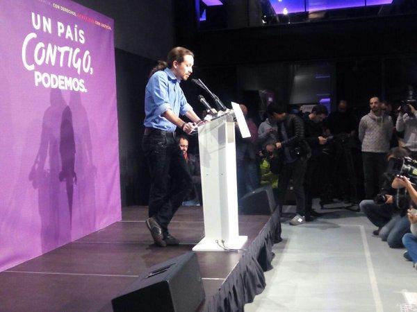 """Iglesias: """"El referéndum en Cataluña es imprescindible y escucharé lo que digan los vascos"""""""