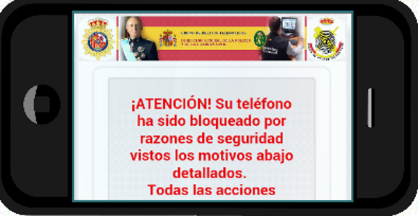 """Seguridad Internauta explica """"Cómo eliminar el virus de la Policía en dispositivos móviles"""""""