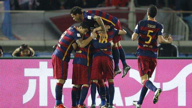 El FC Barcelona gana a River Plate y se proclama campeón de Mundial de Clubes (3-0)