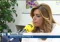 """Díaz: """"Iglesias ha puesto en cuestión lo que para nosotros es intocable: Unidad de España"""""""