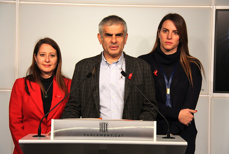 Ciudadanos (C's) reclama nuevas elecciones en Cataluña para salir de la actual situación