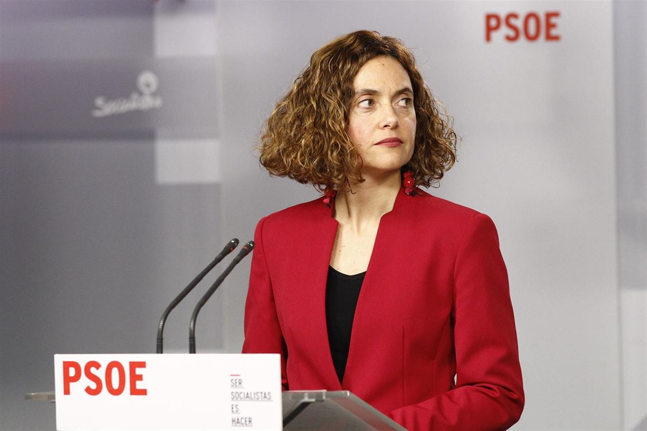 "Batet (PSOE) ""Vamos a votar en contra"" de Rajoy ""porque ha hecho mucho daño a España"""