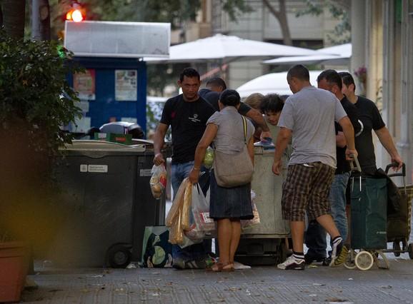 Cataluña es el sitio donde más ha crecido la pobreza extrema en Europa los últimos 5 años