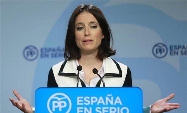 """Todo el PP respalda a una de las nuestras: Rita Barbera, ante una comisión """"no reglamentaria"""""""