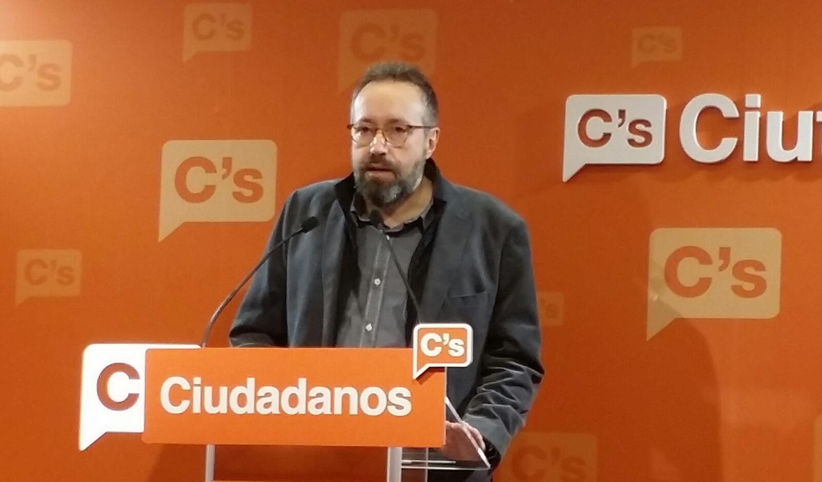 """Ciudadanos: """"Lamentablemente Rajoy ha tirado la toalla, ni siquiera se ha puesto en contacto con C's"""""""