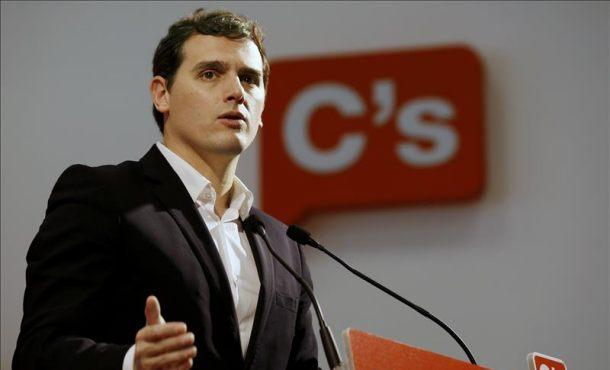 """Ciudadanos cuestiona el liderado de Rajoy: """"Es muy difícil que Rajoy pueda liderar"""" el cambio"""