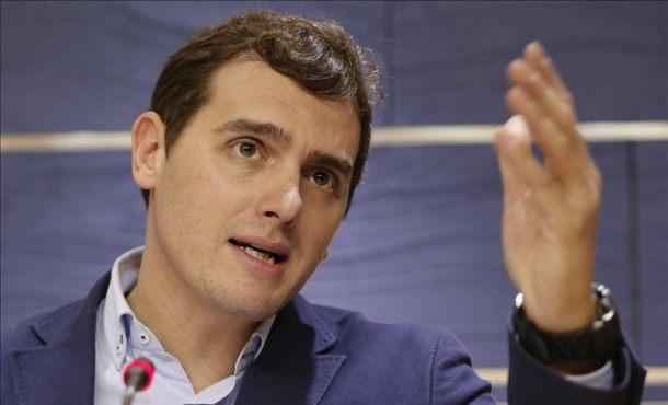 """C's presenta una batería de prioridades parlamentarias junto una ley para """"frenar"""" el separatismo"""