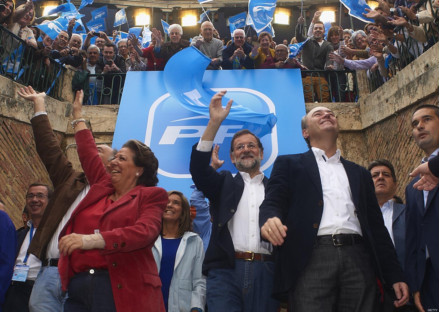 Imputado todo el grupo municipal del PP en Valencia por comisiones y la supuesta financiación ilegal