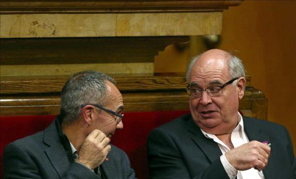 """Izquierda catalana (CSQP): El referéndum no se parecerá al 9-N sino a """"algo más degradada"""""""