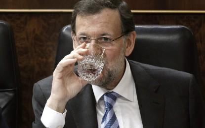 """Rajoy: Un gobierno del """"PSOE con Podemos"""" es """"un fraude"""" a España, """"no podrá gobernar"""""""