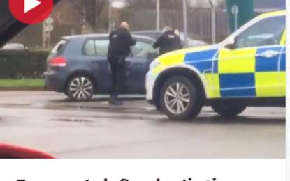 2 personas armadas abren fuego cerca de un restaurante de McDonald's en Hull (Reino Unido)