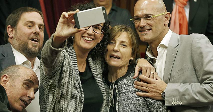 Cae la renta per cápita de Cataluña por debajo de la de Europa debido a la inestabilidad política