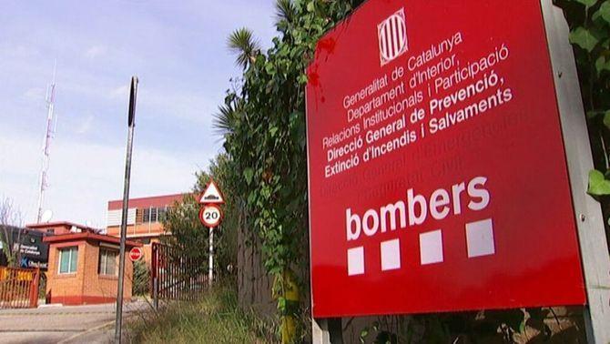 Detenido el jefe de Bomberos de Gobierno de Cataluña tras registros en Barcelona y Sant Boi