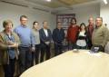 Podemos expone la 'Ley 25: Emergencia Social' a organizaciones sindicales UGT y CCOO