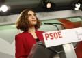 """Batet: Si llegara el encargo """"explícito"""" del rey, el PSOE no declinaría """"la responsabilidad"""""""