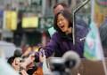 Taiwán ya tiene su primera presidenta: Tsai Ing-we, la candidata del independentista Partido Demócrata Progresista (PDP)