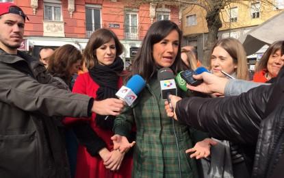 (C's) pide la dimisión de la delegada de Cultura Celia Mayer y del director de contenidos Eraso