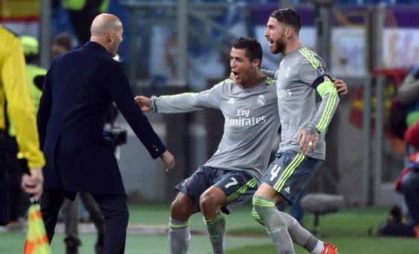 Octavos de final de Liga Campeones: Ronaldo y Jesé arriman al Real Madrid a cuartos 0-2