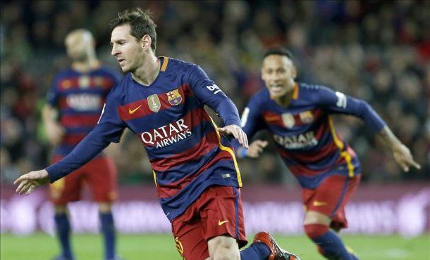 FC Barcelona aumenta la racha como invicto antes de dos salidas decisivas: 6-1contra el Celta