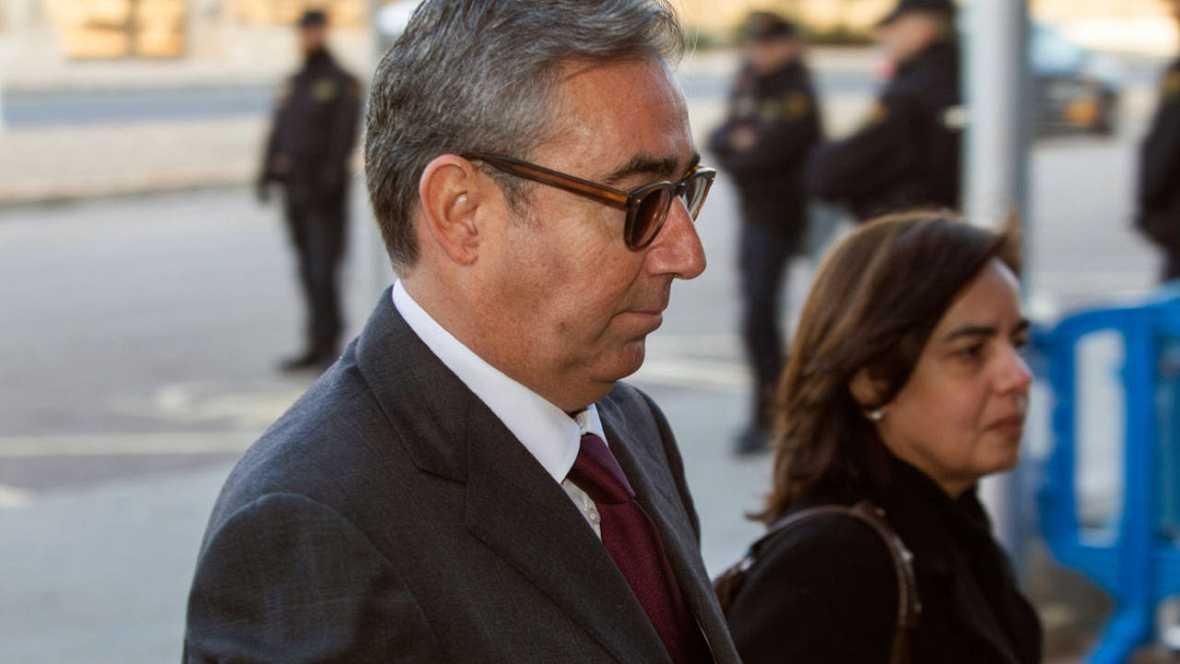 Torres responsabiliza al exsecretario de Instituto Nóos de Urdangarin de la gestión de las cuentas