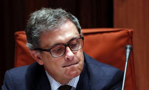 """Retirada de pasaporte y prohibición de salir de España al hijo de Pujol: Miente sobre """"su fortuna"""""""