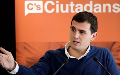 """'Tira y Afloja'- Rivera: """"Ojalá"""" los del PP """"rectifiquen con reformas institucionales"""" sino """"bloqueo"""" de C's"""