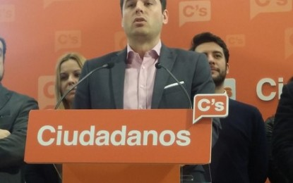 "Aguado: ""C's se está consolidando en un centro político que nos permitirá gobernar en 3 años"""
