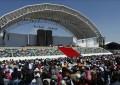 El papa pide una México sin violencia en una misa multitudinaria en Ecatepec