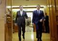 Mariano Rajoy plantea cinco grandes pactos de Estado que ya ha enviado a Pedro Sánchez