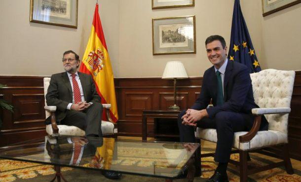 El presidente Rajoy se empeñará en lograr el apoyo del PSOE porque cree que aún hay tiempo